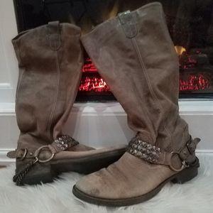 Steve Madden Nockerr Boots